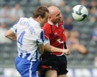 Bundesligaspiel Hertha BSC vs. Hannover 96